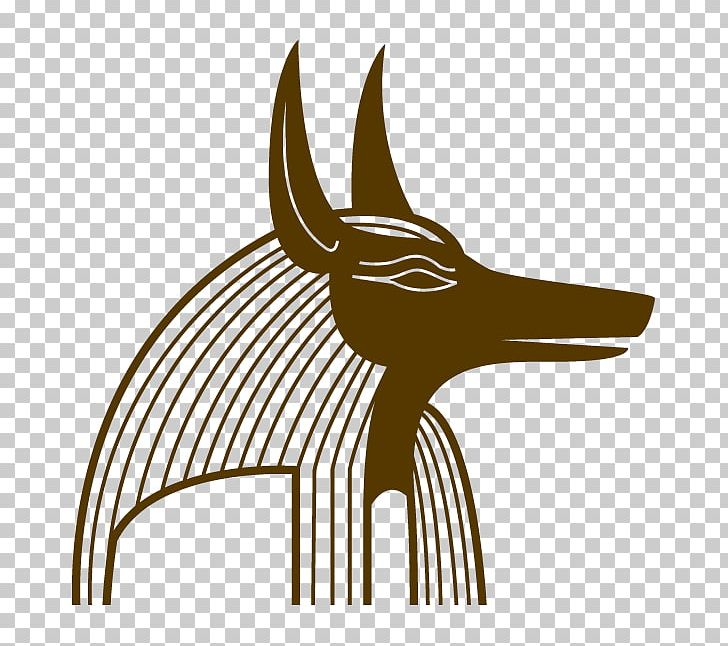 Mythologie égyptienne Anubis Ancient Egypt Sticker Egyptian