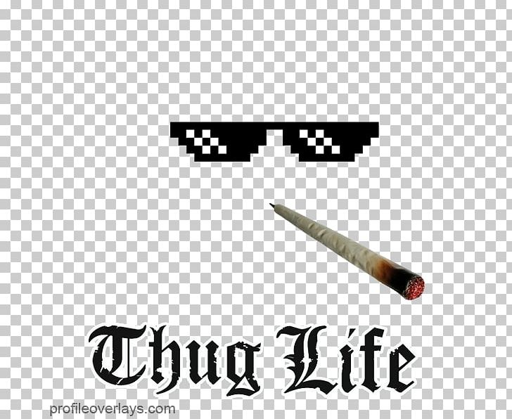 T-shirt Thug Life Editing Videomaker Magazine PNG, Clipart, Angle, App Store, Brand, Clothing, Editing Free PNG Download