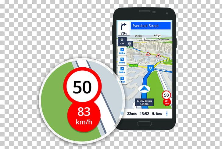 GPS Navigation Systems Sygic Android TomTom PNG, Clipart ...