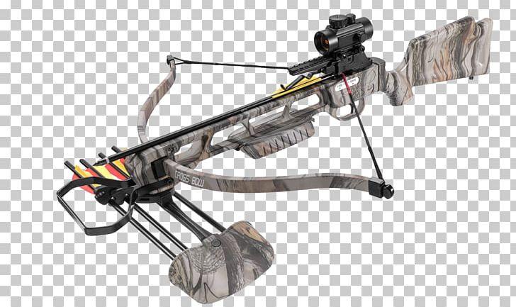 Crossbow Air Gun Weapon Recurve Bow Moskovskij Komsomolets PNG