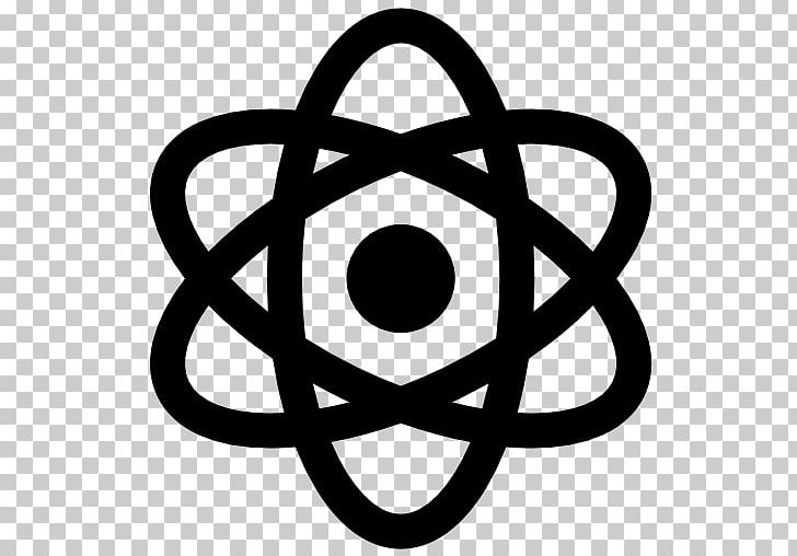 Computer Icons Science And Technology Atom PNG, Clipart, Atom, Atomic Whirl, Black And White, Chemistry, Circle Free PNG Download