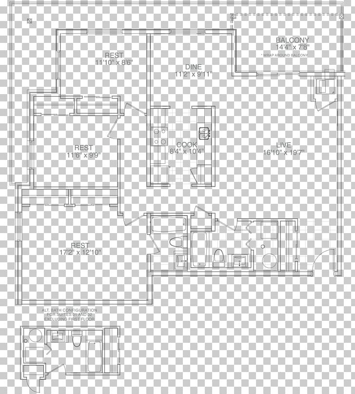 Floor Plan Product Design Pattern PNG, Clipart, Angle, Area, Art, Black And White, Diagram Free PNG Download