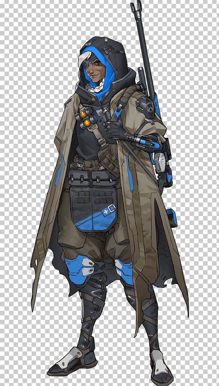 Characters Of Overwatch Concept Art Model Sheet PNG, Clipart