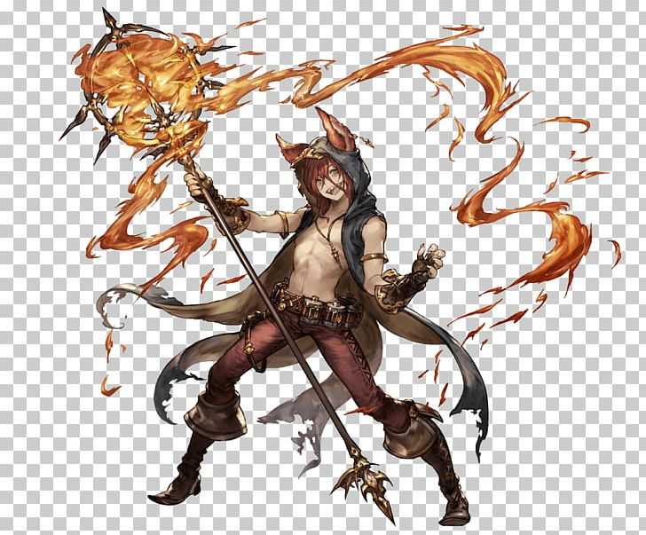 Granblue Fantasy Game Character Web Browser Png Clipart