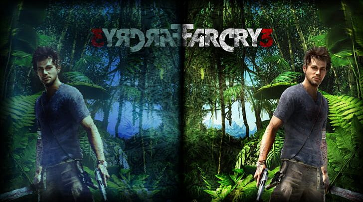 Far Cry 3 Far Cry 5 Far Cry 2 Xbox 360 Video Game Png Clipart 1080p