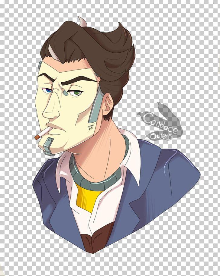 Handsome Jack Art Borderlands: The Pre-Sequel Character PNG
