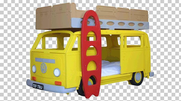 Volkswagen Type 2 Car Volkswagen Microbus Concept Bunk Bed Toddler