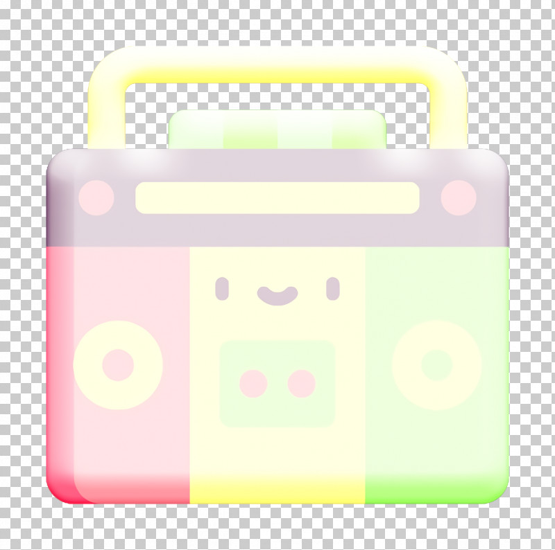 Radio Icon Reggae Icon Boombox Icon PNG, Clipart, Boombox Icon, Media Player Software, Meter, Pink M, Portable Media Player Free PNG Download