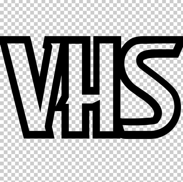 VHS Computer Icons VCRs PNG, Clipart, Area, Black And White