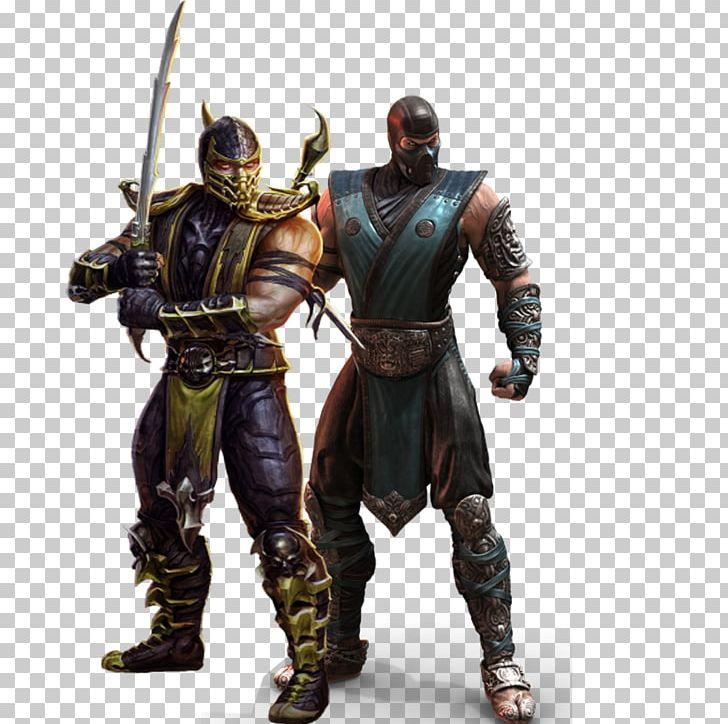 Mortal Kombat Mythologies Sub Zero Mortal Kombat X Scorpion Png