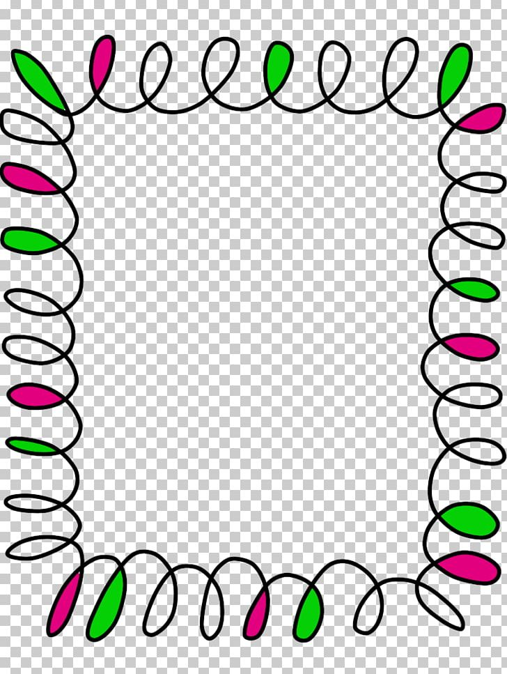 Microsoft Word Christmas Tree Template Png Clipart Area Border