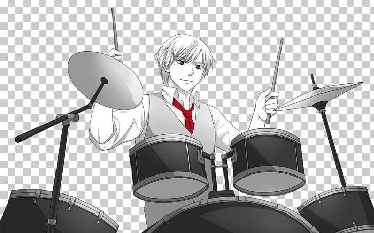 Drums Drummer Cartoon Png Clipart Anime Cartoon Drum Drummer