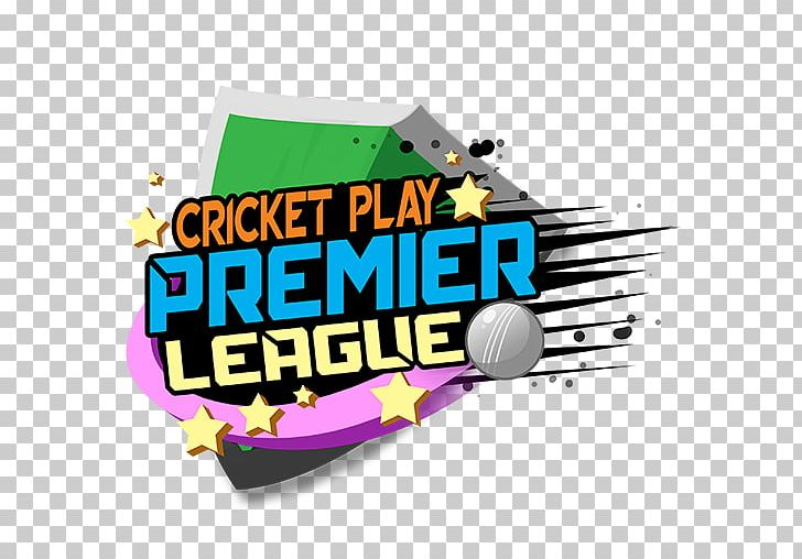 Cricket Play Premier League Logo Android Illustration