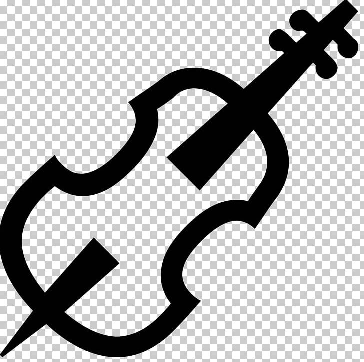 Cello Computer Icons Violin Musical Instruments PNG, Clipart, Beethoven, Black And White, Cello, Computer Icons, Double Bass Free PNG Download