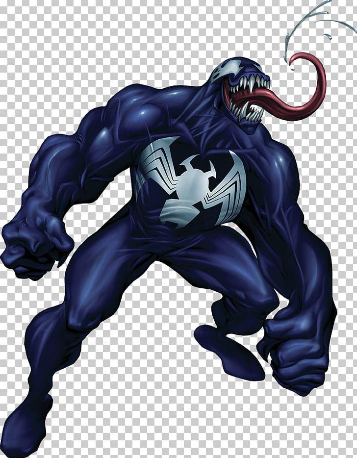 Venom Ultimate Spider-Man Eddie Brock Green Goblin PNG ... - photo#43