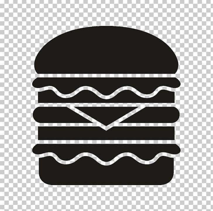 Hamburger McDonald's Big Mac Cheeseburger Computer Icons Fast Food PNG, Clipart, Big Mac, Black, Black And White, Brand, Bun Free PNG Download