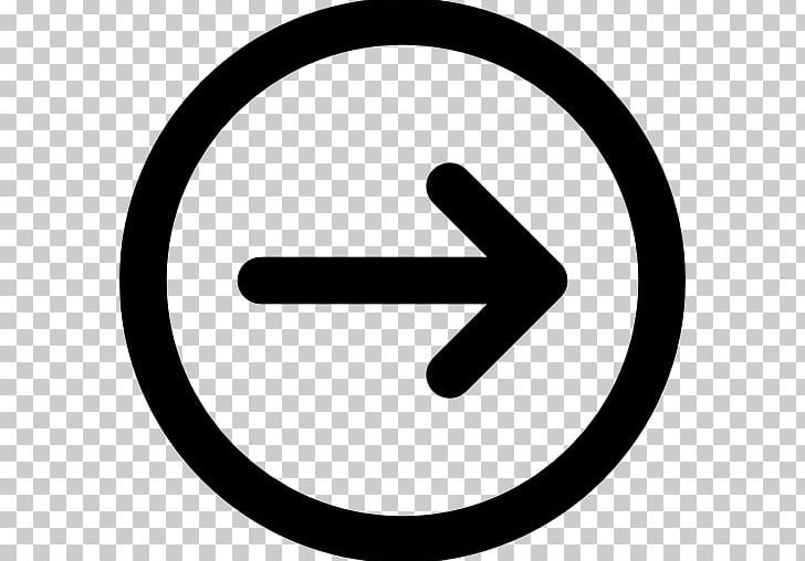 Computer Icons Font Awesome Arrow PNG, Clipart, Area, Arrow, Black And White, Circle, Computer Font Free PNG Download