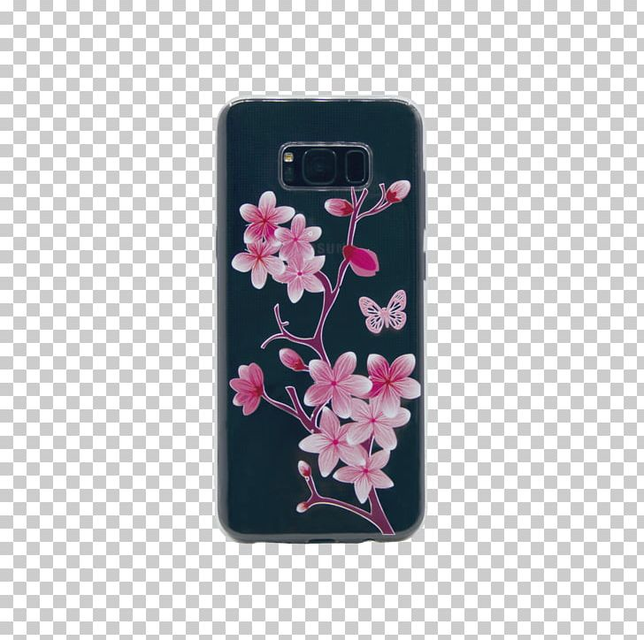 Cherry Blossom Mobile Phone Accessories ST.AU.150 MIN.V.UNC.NR AD Pink M PNG, Clipart, Blossom, Cherry, Cherry Blossom, Flower, Iphone Free PNG Download