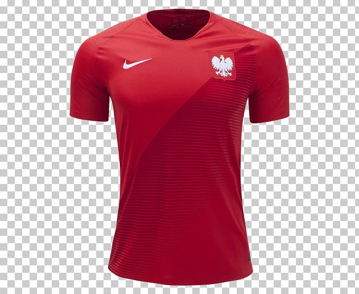 2beebad0835 2018 World Cup Poland National Football Team 1974 FIFA World Cup T-shirt  Jersey PNG, Clipart, ...