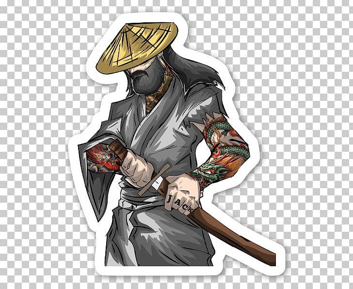 Sticker Label Die Cutting Samurai El Samurái Barbudo PNG, Clipart, Automotive Design, Barbudo, Beard, Die, Die Cutting Free PNG Download