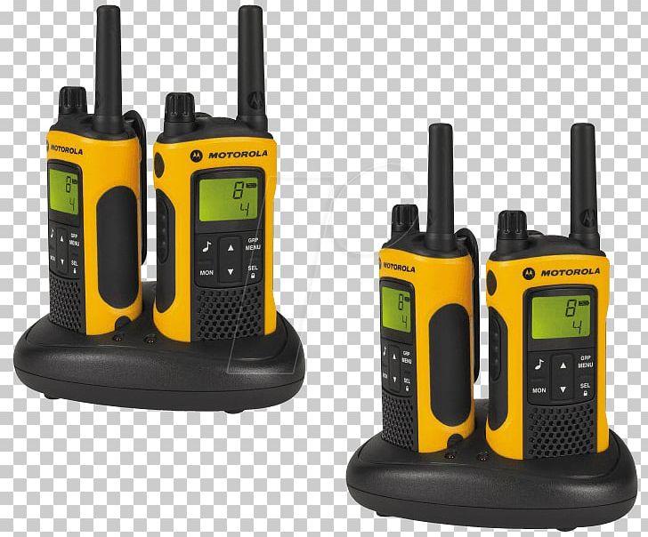 Two-way Radio Motorola TLKR T80 Walkie Talkie Walkie-talkie PMR446 Motorola TLKR T80 Extreme Quad PNG, Clipart, Communication, Electronic Device, Miscellaneous, Motorola Tlkr T80 Extreme Quad, Motorola Tlkr T80 Walkie Talkie Free PNG Download