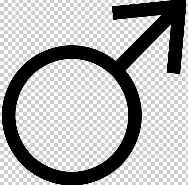 Gender Symbol PNG, Clipart, Area, Black And White, Brand, Circle, Computer Icons Free PNG Download