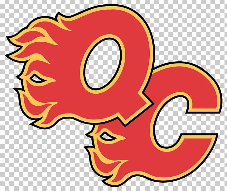 Quad City Flames Logo Png Clipart American Hockey League Ice Hockey Sports Free Png Download