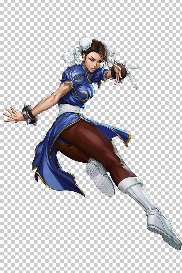 Chun Li Street Fighter Ii The World Warrior Street Fighter