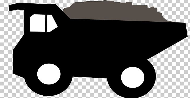 Dump Truck Monster Truck Png Clipart Angle Black Black And White Cars Dump Truck Free Png