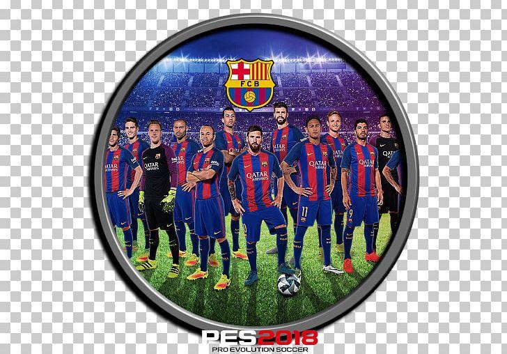 new arrival b5e7c cf116 FC Barcelona B Desktop Camp Nou Pro Evolution Soccer 2018 ...