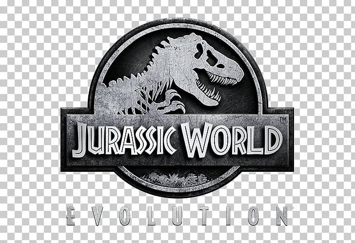 Jurassic World Evolution Jurassic Park: The Game Jurassic Park: Operation Genesis Jurassic World Alive PNG, Clipart, Brand, Dinosaur, Emblem, Frontier Developments, Jeff Goldblum Free PNG Download