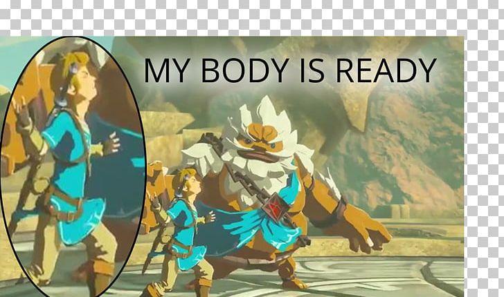 The Legend Of Zelda Breath Of The Wild Link The Legend Of