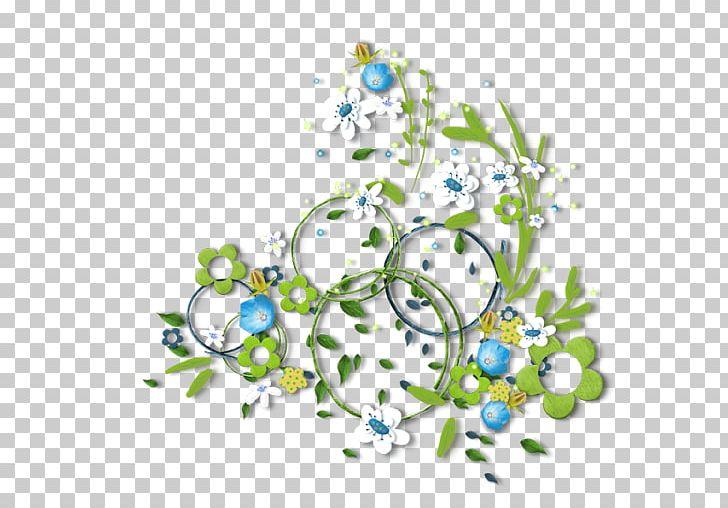 Floral Design Desktop Body Jewellery PNG, Clipart, Blue, Body Jewellery, Body Jewelry, Branch, Circle Free PNG Download