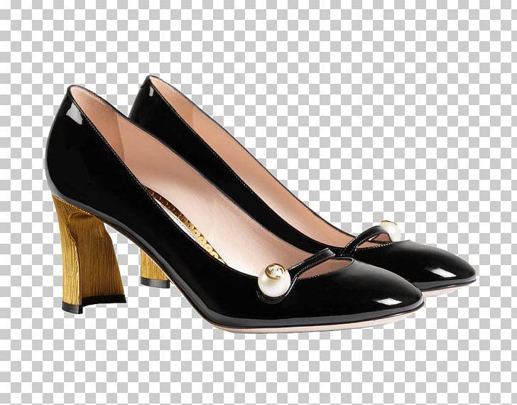 Gucci High-heeled Footwear Court Shoe