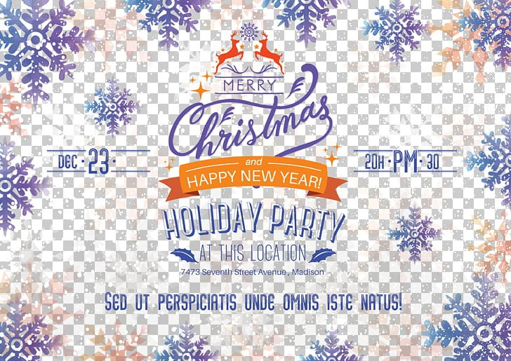 Poster Christmas New Year PNG, Clipart, Blue, Brand, Christmas, Christmas Background, Christmas Ball Free PNG Download