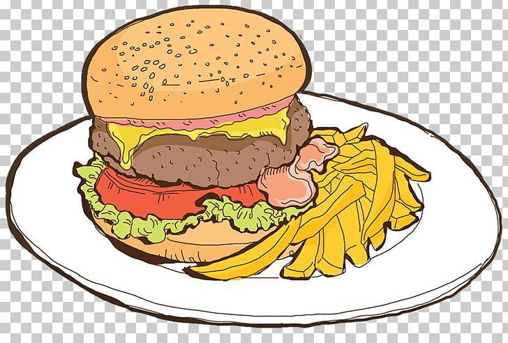 Cheeseburger Hamburger Fast Food French Fries Cafe PNG, Clipart, Burger, Car, Cartoon Character, Cartoon Eyes, Castle Free PNG Download