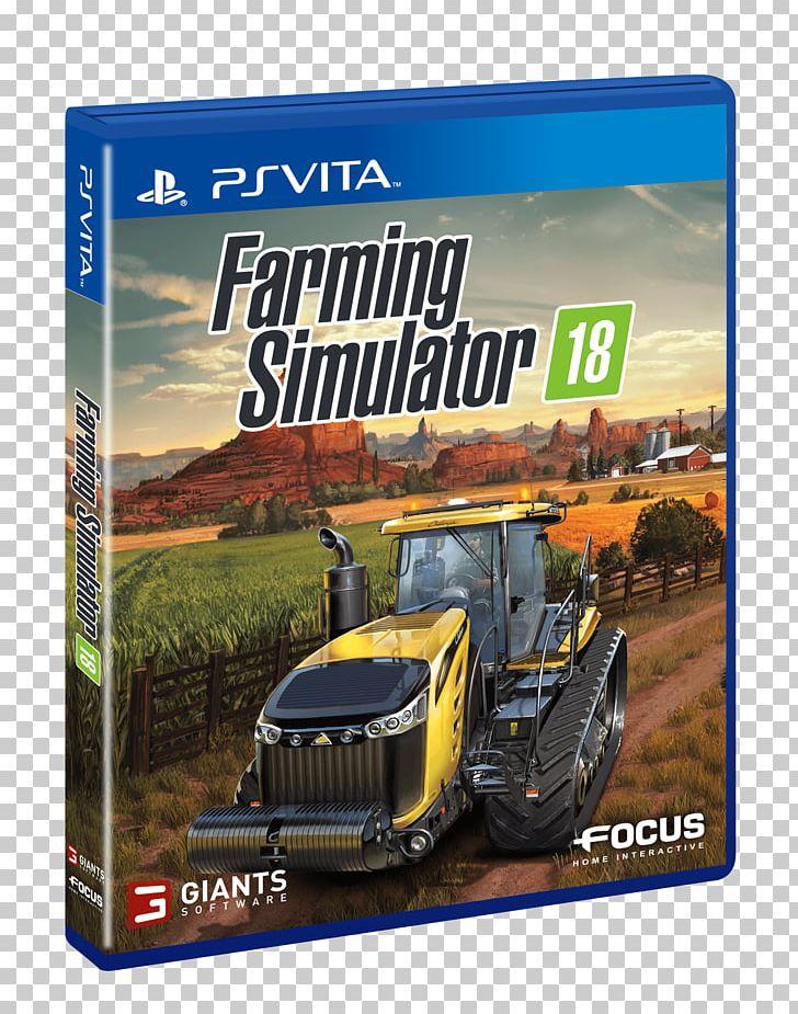 Farming Simulator 18 PlayStation 4 Farming Simulator 2013