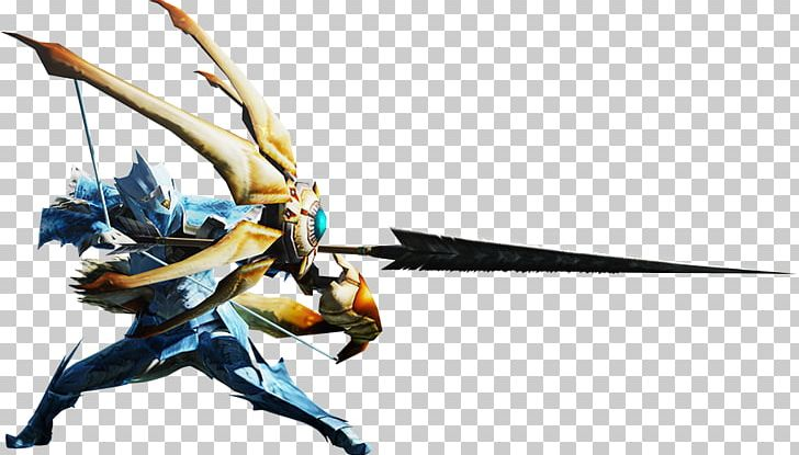 Monster Hunter 4 Fire Emblem Awakening Bow And Arrow Weapon