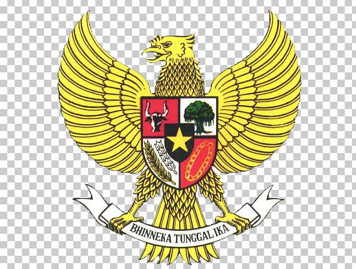 National Emblem Of Indonesia Pancasila Garuda Png Clipart Art