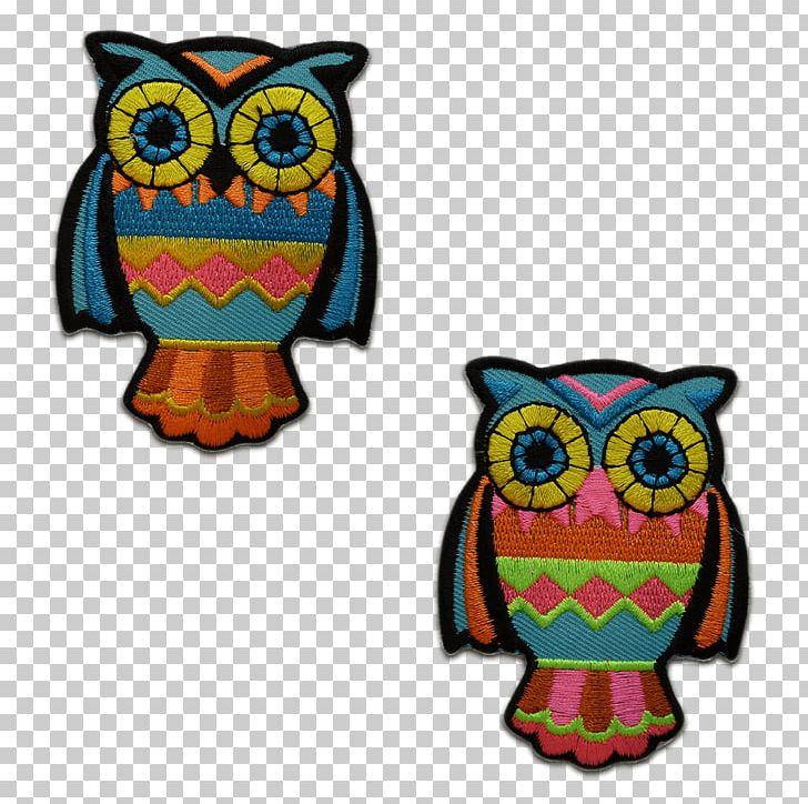 Owl Embroidery Embroidered Patch Appliqué Sewing PNG, Clipart, Animal, Animals, Applique, Beak, Bird Free PNG Download