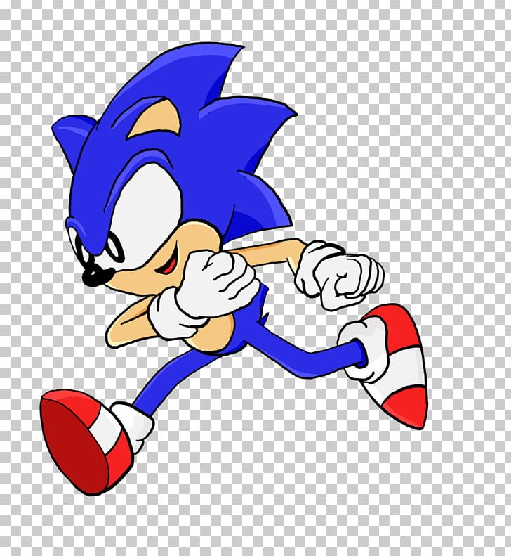 Sonic Dash Running Drawing Png Clipart Adventures Of Sonic The Hedgehog Animal Figure Animation Area Artwork