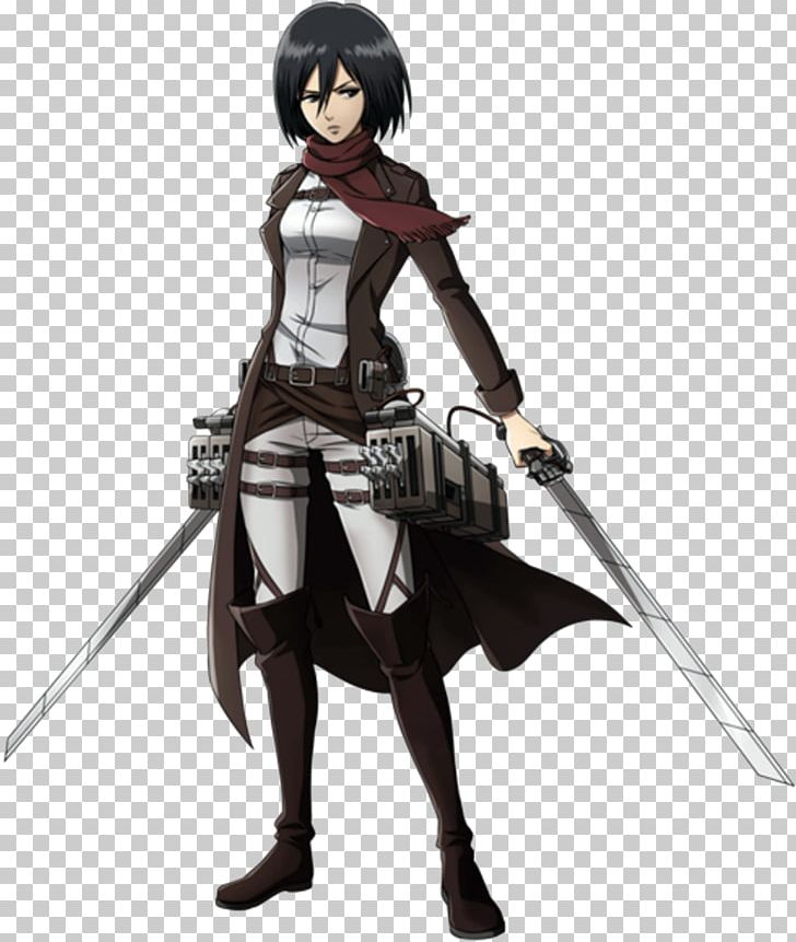 Mikasa Ackermann A.O.T.: Wings Of Freedom Eren Yeager Attack On Titan Rendering PNG, Clipart, 3d Rendering, A.o.t., Ackermann, Action Figure, Anime Free PNG Download