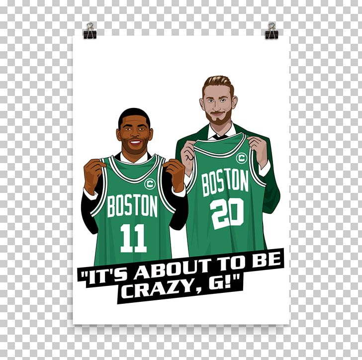 size 40 0a9a1 f5dc8 Jersey Long-sleeved T-shirt Boston Celtics Hoodie PNG ...