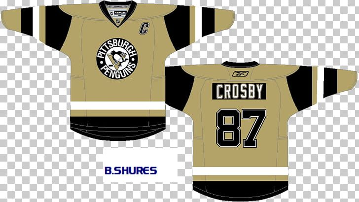 official photos 80a2c 36aaa Third Jersey Pittsburgh Penguins National Hockey League 2016 ...