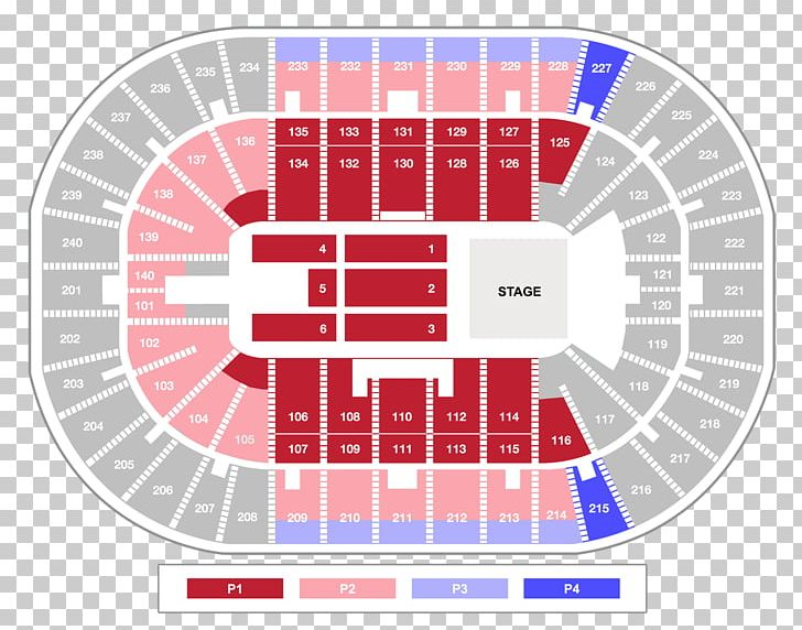 Us Bank Arena Target Center Seating Assignment Seating Plan - Us-bank-arena-seat-map