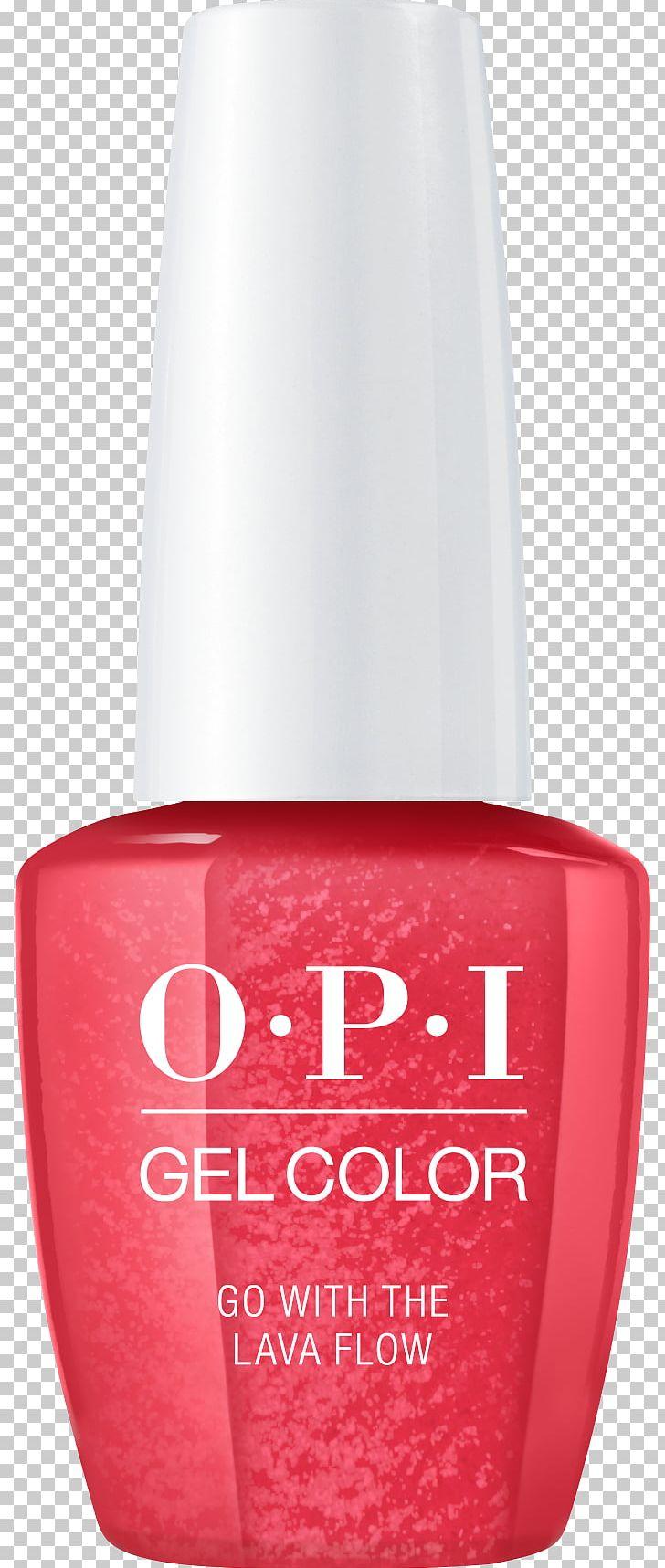 Nail Polish Opi Products Gel Nails Opi Nail Lacquer Png