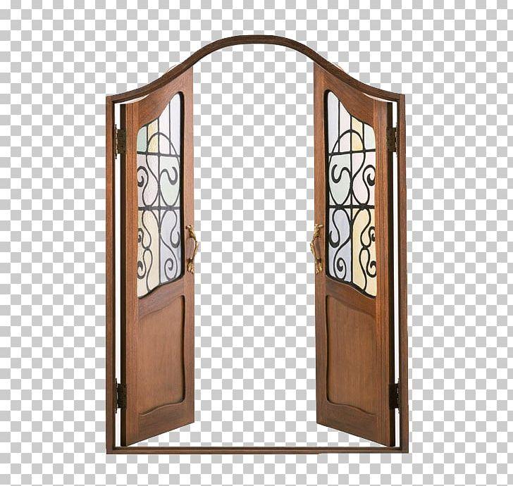 Window Door Wood Model House Png Clipart Arch Door