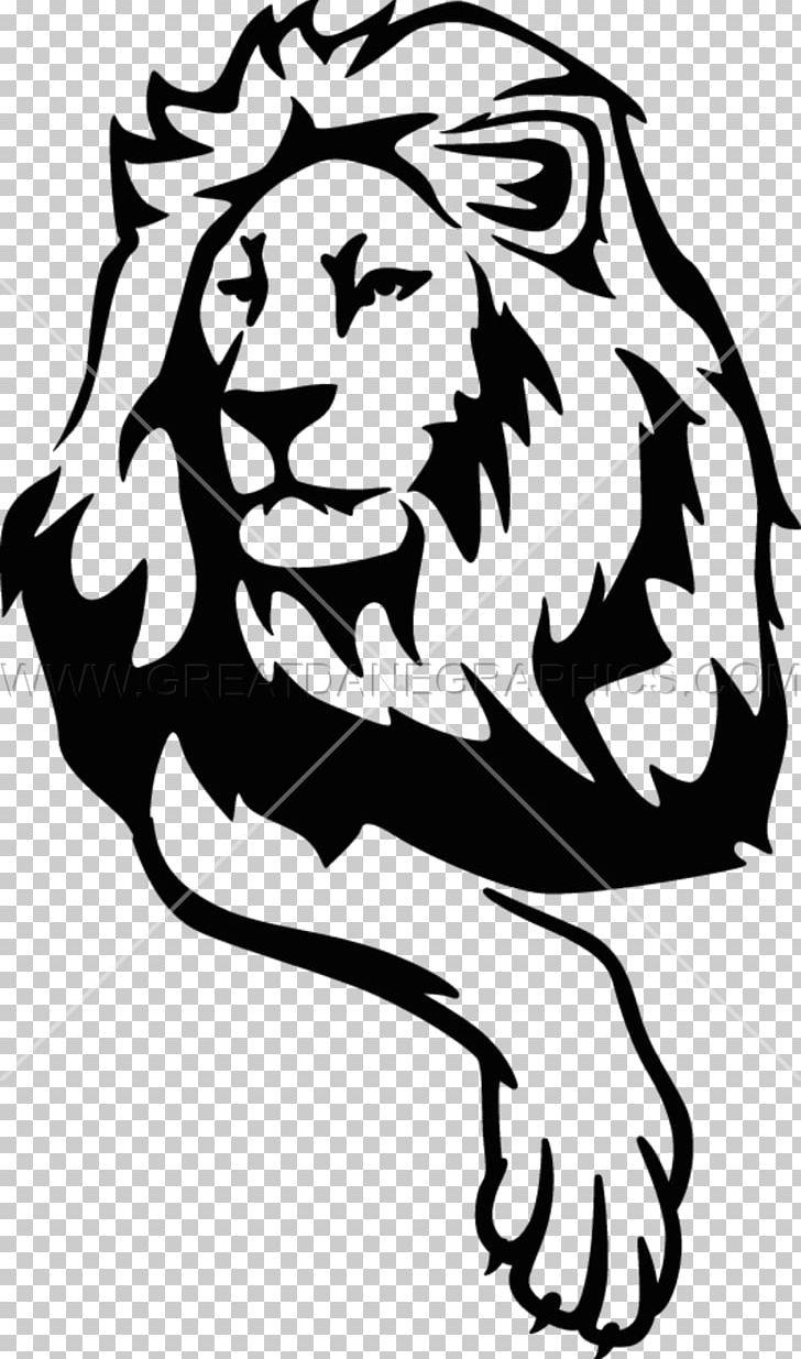 Lion Black And White PNG, Clipart, Animals, Art, Art Black, Artwork, Big Cats Free PNG Download