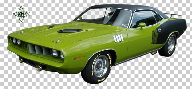 Plymouth Barracuda Car Dodge Challenger Dodge Charger (B-body) PNG
