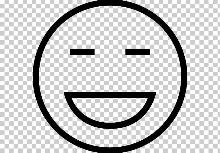 Emoticon Computer Icons Laughter Face With Tears Of Joy Emoji Smiley PNG, Clipart, Area, Black And White, Circle, Computer Icons, Download Free PNG Download